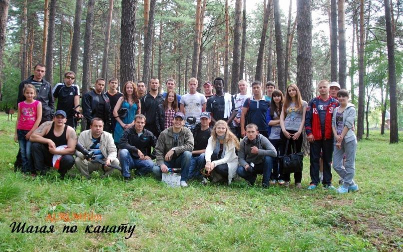Съёмки фильма Шагая по канату в Новосибирске (16)