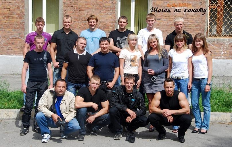 Съёмки фильма Шагая по канату в Новосибирске (20)