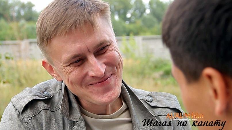 Съёмки фильма Шагая по канату в Новосибирске (14)