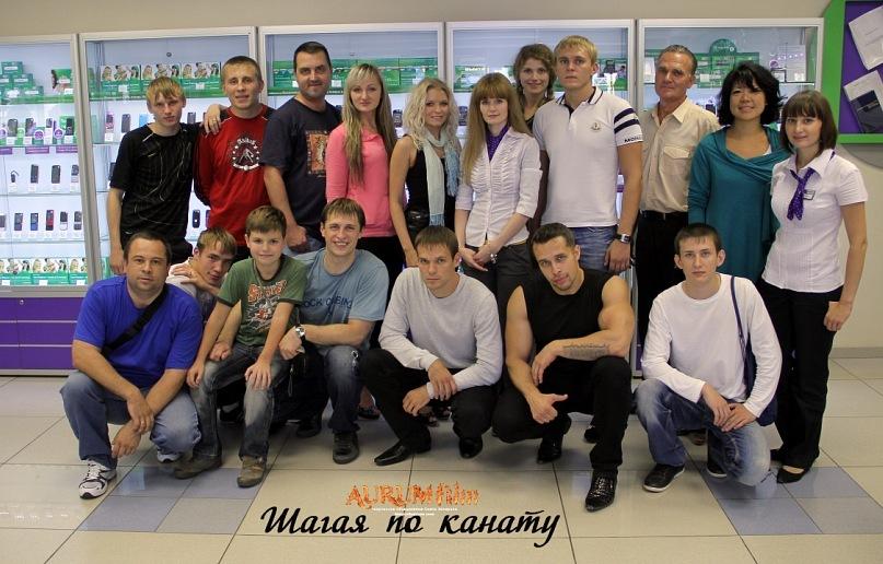 Съёмки фильма Шагая по канату в Новосибирске (12)
