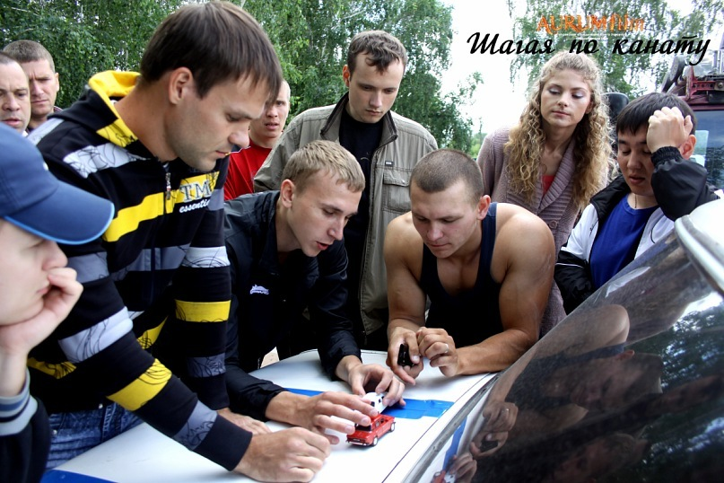 Съёмки фильма Шагая по канату в Новосибирске (11)
