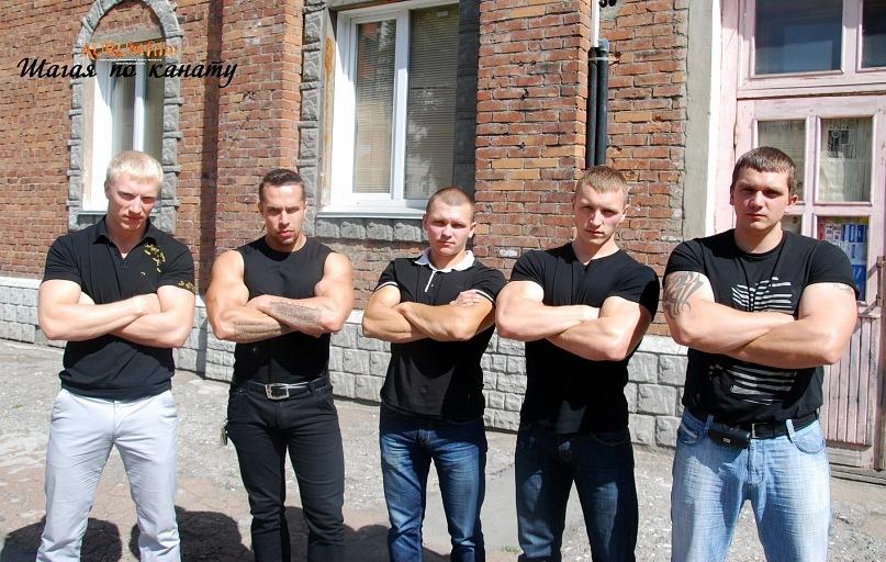 Съёмки фильма Шагая по канату в Новосибирске (9)