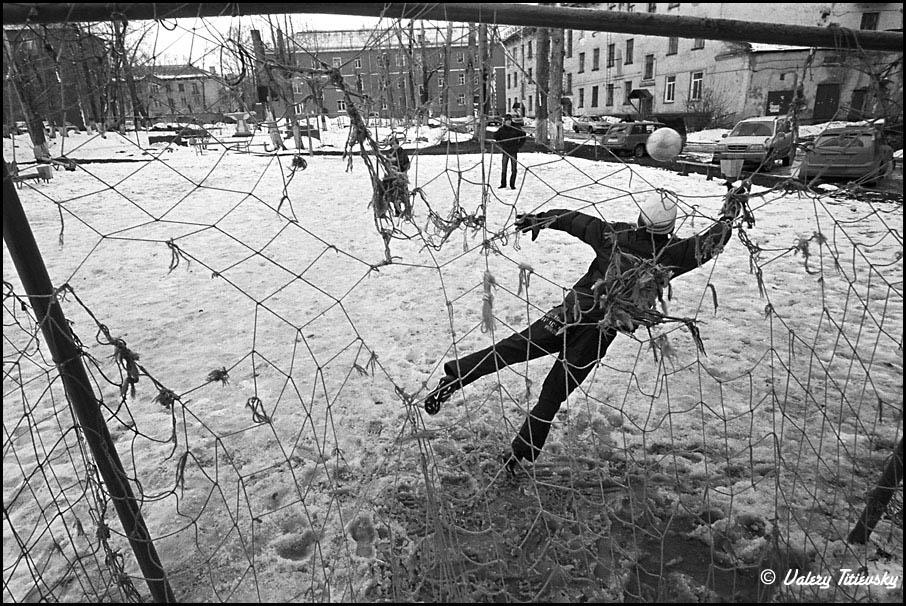 ЧБ стрит фото Новосибирска (62)