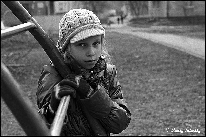 ЧБ стрит фото Новосибирска (20)