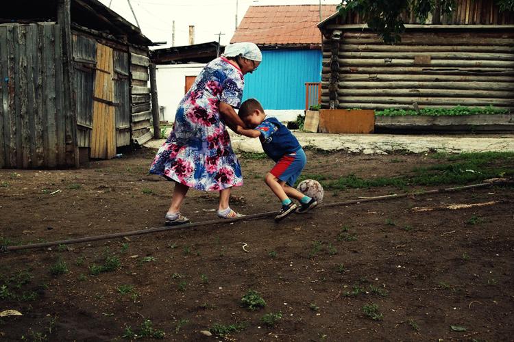 Забайкальский край деревня Улятуй