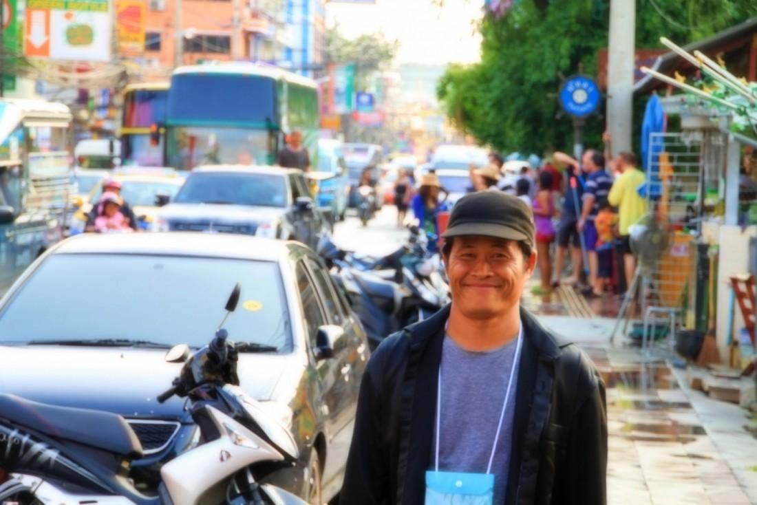Сонгкран - Новый год Таиланд, Паттайя (47)