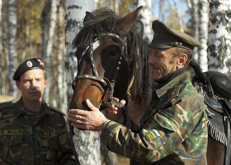 Казаки в России