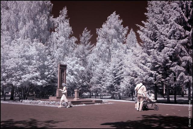 Инфракрасное фото - Новосибирск (16)