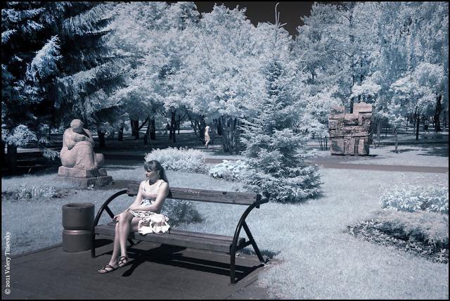 Инфракрасное фото - Новосибирск (13)