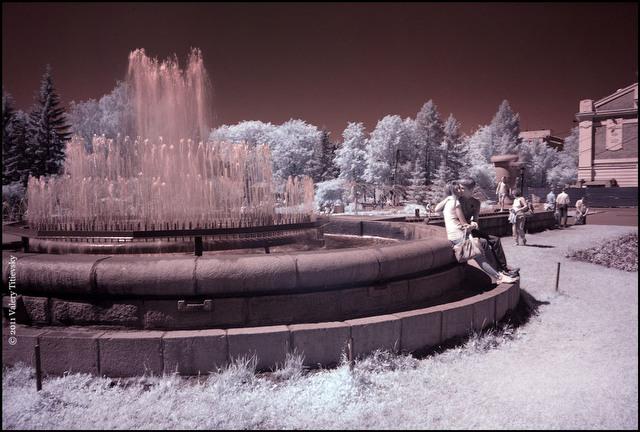 Инфракрасное фото - Новосибирск (8)