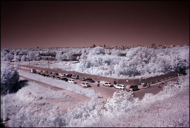 Инфракрасное фото - Новосибирск (7)
