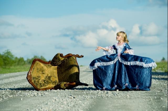 Анна Маслова, фото-серия Сказочные дети (26)
