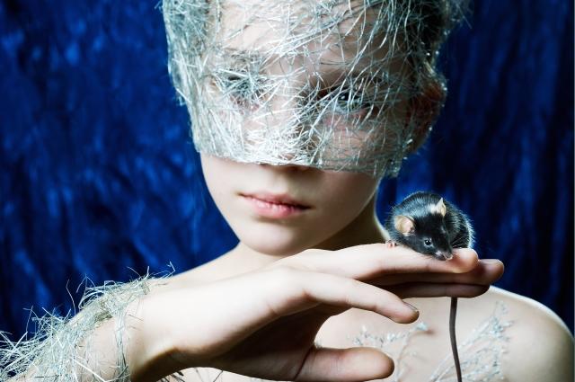 Анна Маслова, фото-серия Сказочные дети (21)