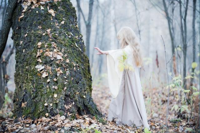 Анна Маслова, фото-серия Сказочные дети (20)