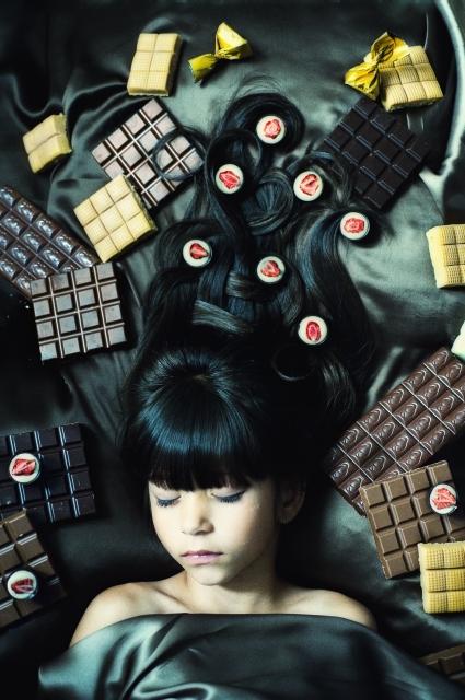Анна Маслова, фото-серия Сказочные дети (18)