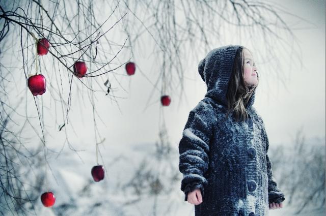 Анна Маслова, фото-серия Сказочные дети (17)