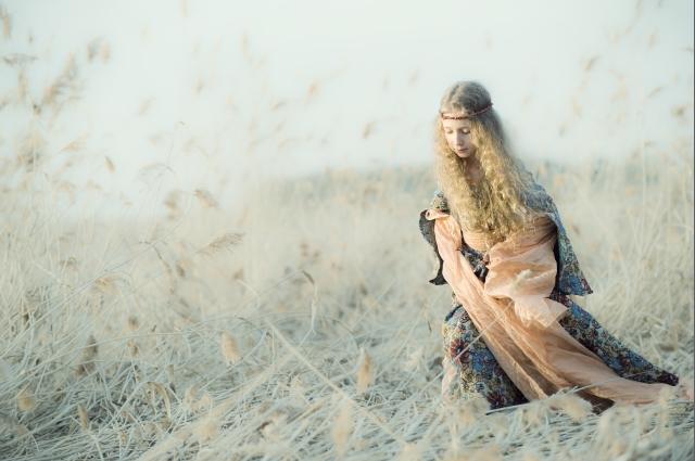 Анна Маслова, фото-серия Сказочные дети (13)