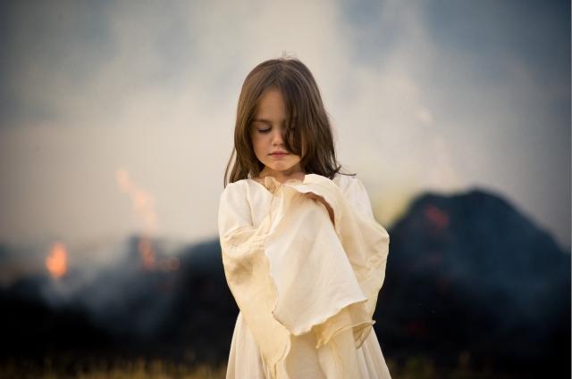 Анна Маслова, фото-серия Сказочные дети (9)