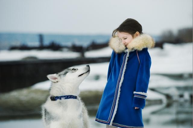Анна Маслова, фото-серия Сказочные дети (8)