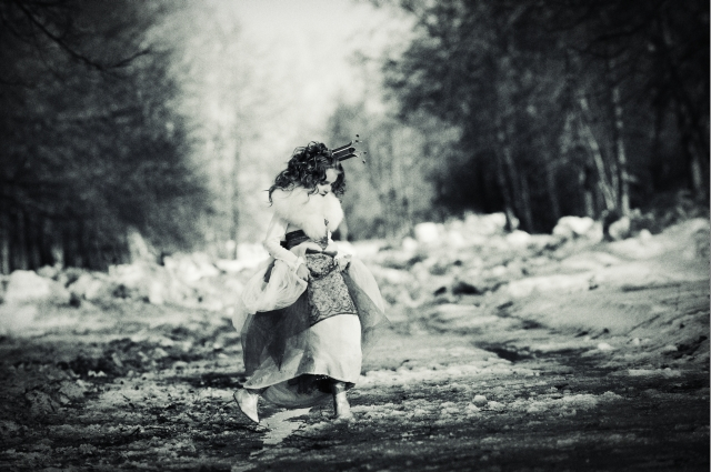 Анна Маслова, фото-серия Сказочные дети (7)