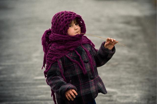 Анна Маслова, фото-серия Сказочные дети (3)
