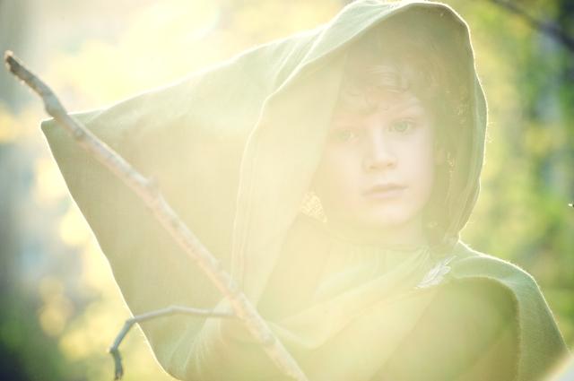 Анна Маслова, фото-серия Сказочные дети (37)