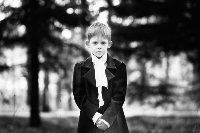 Анна Маслова, фото-серия Сказочные дети (36)