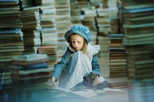Анна Маслова, фото-серия Сказочные дети (33)