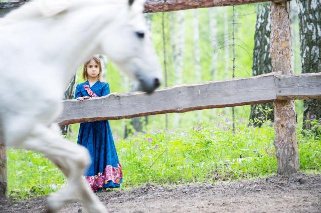 Анна Маслова, фото-серия Сказочные дети (31)
