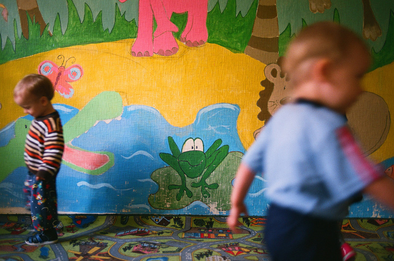 Фотозарисовка про частный детский сад в Новосибирске (10)