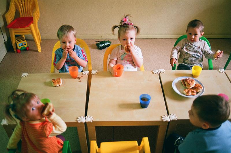Фотозарисовка про частный детский сад в Новосибирске (9)