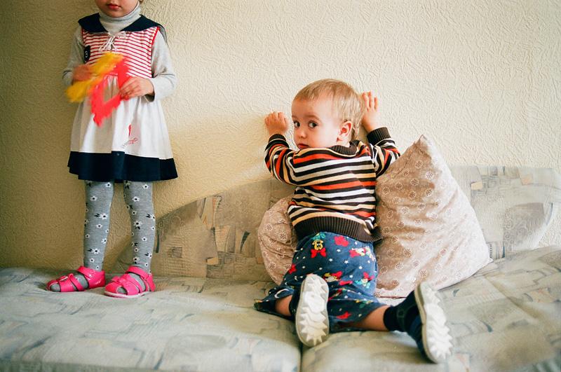 Фотозарисовка про частный детский сад в Новосибирске (7)