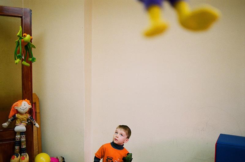 Фотозарисовка про частный детский сад в Новосибирске (3)