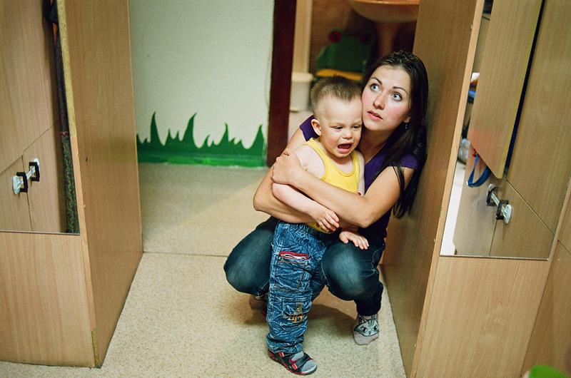 Фотозарисовка про частный детский сад в Новосибирске (2)