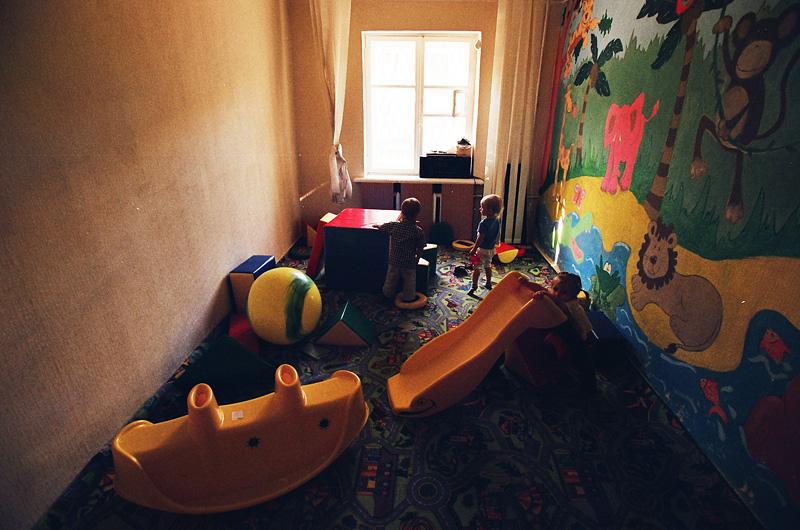 Фотозарисовка про частный детский сад в Новосибирске (1)