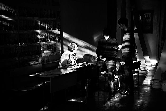Будни студентов. Фотоистория Антона Уницина (14)