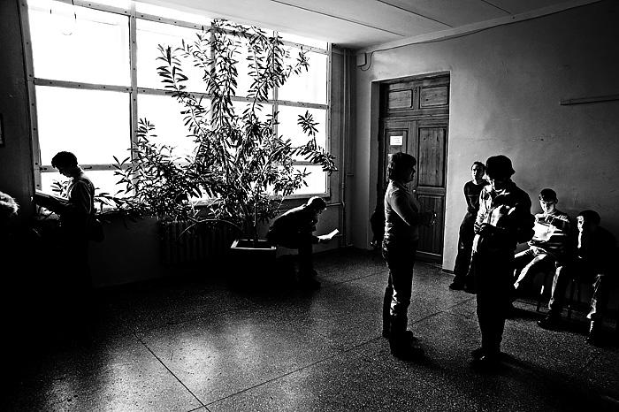 Будни студентов. Фотоистория Антона Уницина (12)