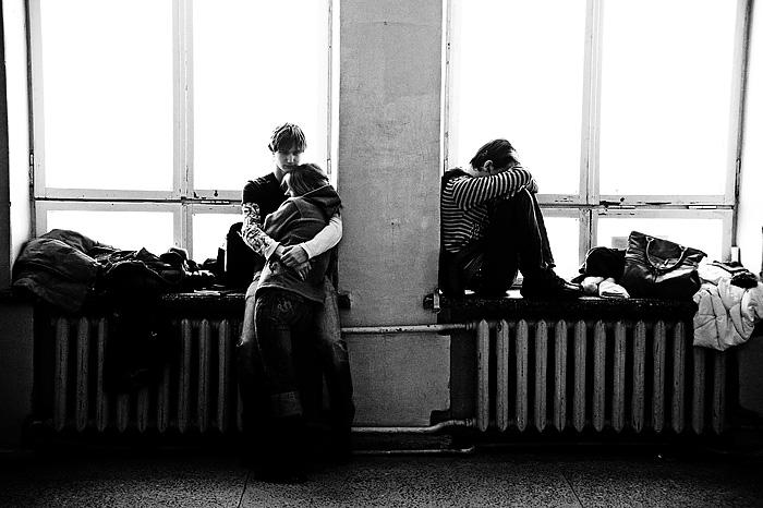 Будни студентов. Фотоистория Антона Уницина (11)