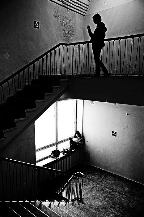 Будни студентов. Фотоистория Антона Уницина (10)