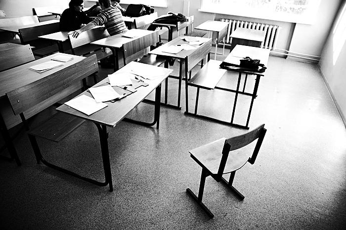 Будни студентов. Фотоистория Антона Уницина (9)