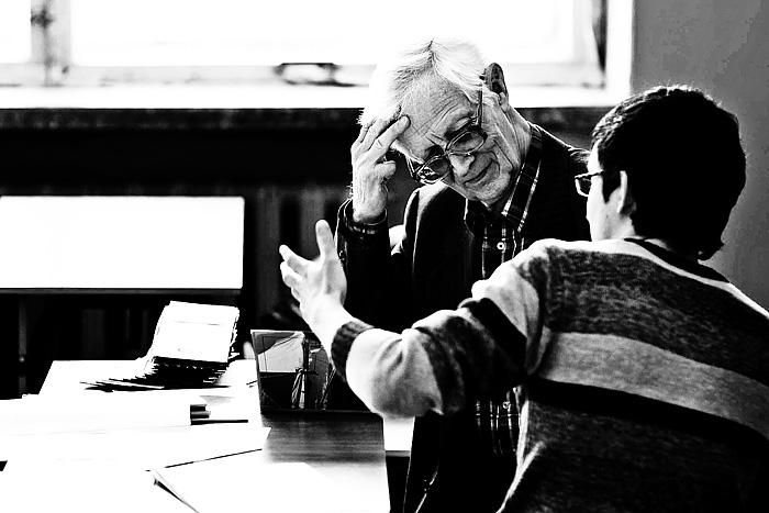 Будни студентов. Фотоистория Антона Уницина (8)