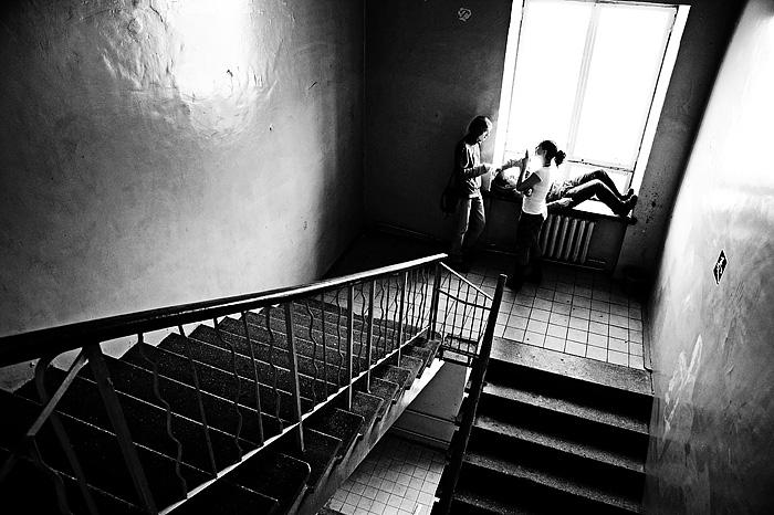 Будни студентов. Фотоистория Антона Уницина (7)