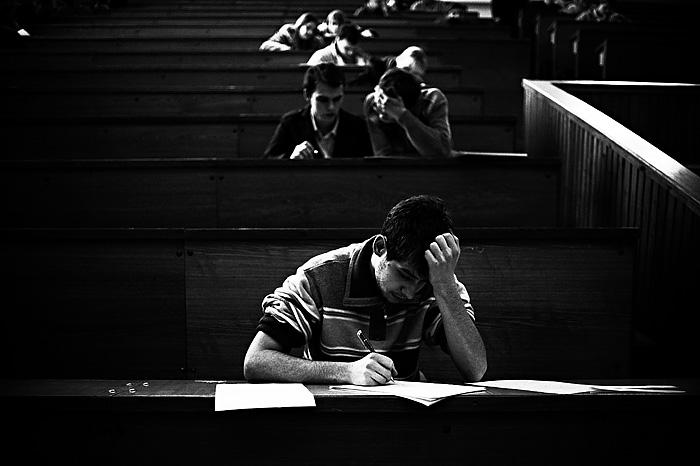 Будни студентов. Фотоистория Антона Уницина (4)
