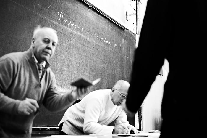 Будни студентов. Фотоистория Антона Уницина (3)