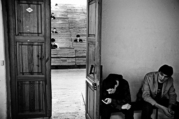 Будни студентов. Фотоистория Антона Уницина (2)