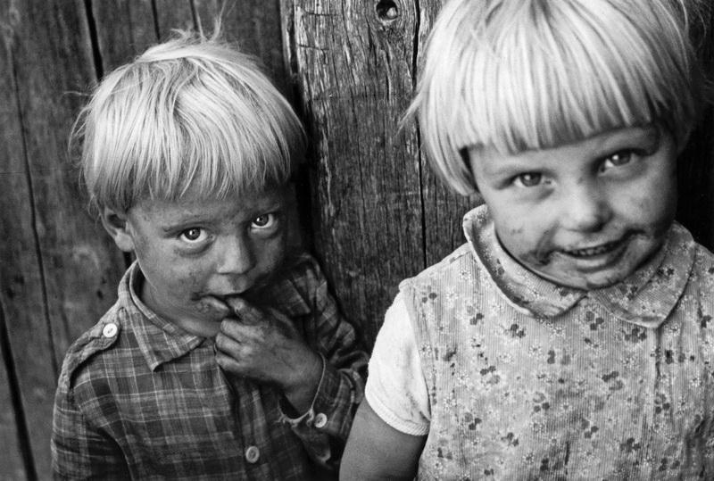Дети в Киселевке