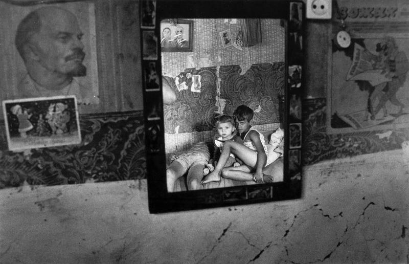 Дети в деревне, Фотограф Александр Степаненко