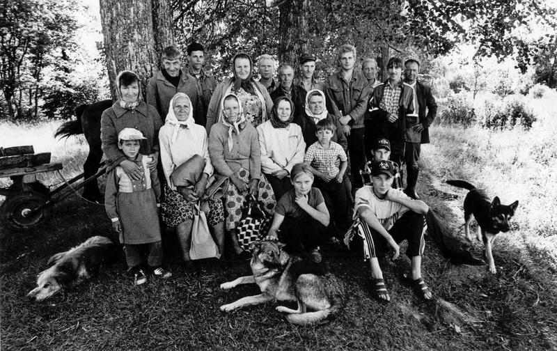 Жители Киселевки