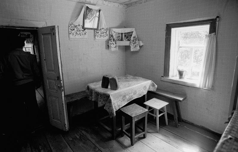 Внутри дома, Киселевка, Могилевская область