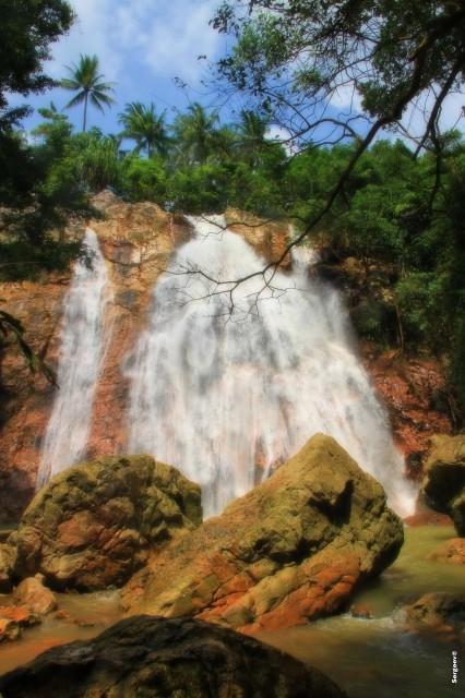 Что посмотреть в Таиланде: водопады Самуи